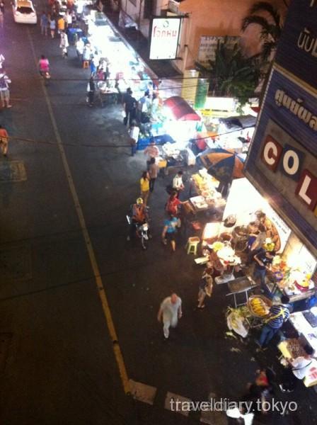 タイ  BTSトンロー周辺の庶民的スポット 【タイ】