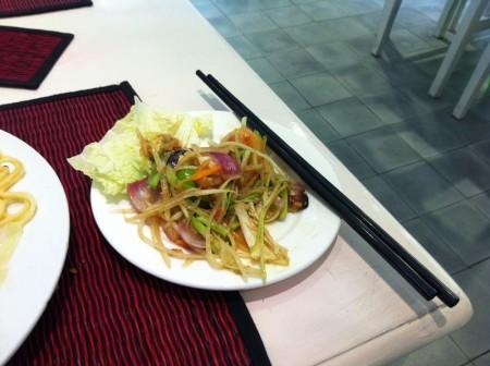 カンボジア  B級グルメをプノンペンで食べてみた 【カンボジア】