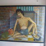 カンボジア  トゥールスレン_数少ない生存者 Mr. Bou Meng 【プノンペン】