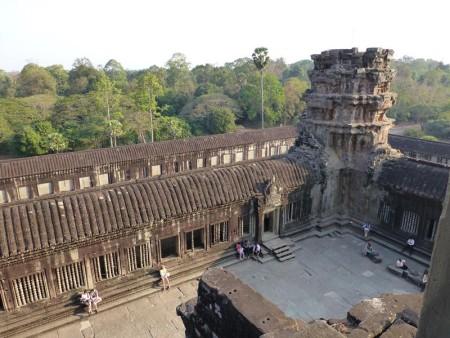 カンボジア  世界遺産アンコールワットはやっぱり凄かった 【カンボジア】