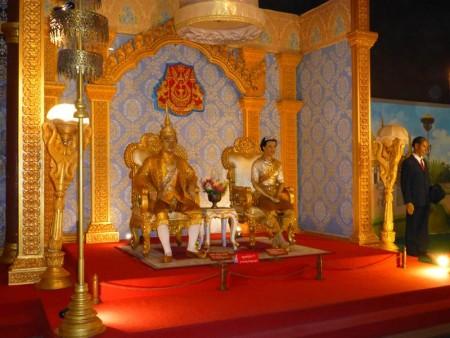 カンボジア  シエムリアップの民俗文化村でクメール文化体験 【カンボジア】