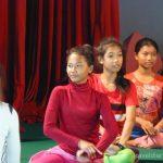 カンボジア  シェムリアップのゲストハウス「高知家」_ナイトマーケットとか