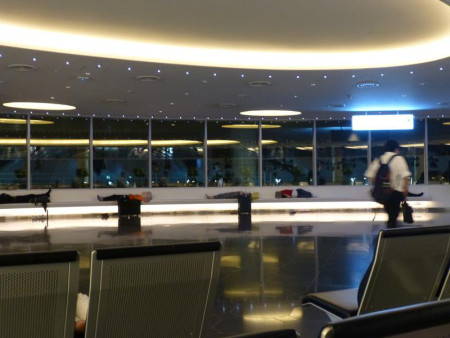 韓国  7割引きで黄熱病予防接種 @ソウル仁川国際空港