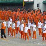 フィリピン  囚人が踊るPSYのカンナムスタイル 【ダンス映像_2】