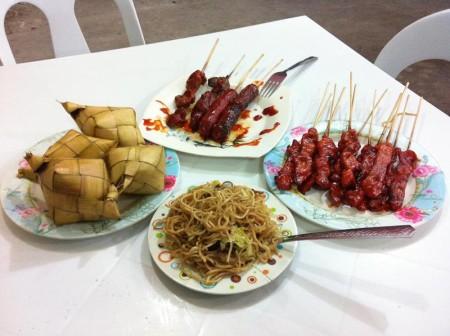 フィリピン  モアルボアルの安い食堂とかセブへのバス移動とか