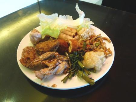 フィリピン  セブ 中華料理食べ放題で満腹に (DING・QUA・QUA)