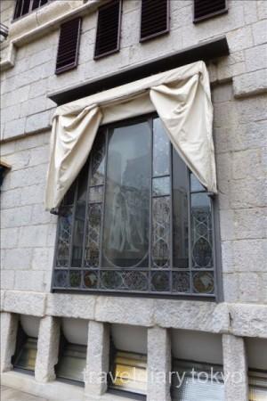 スペイン  グエル邸を見学_ガウディ建築 【バルセロナ】