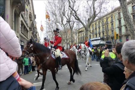 スペイン  バルセロナの裏道~表通りをブラブラと散策