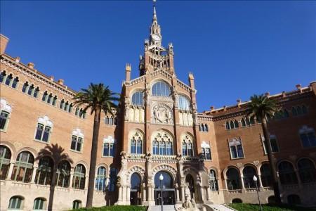 スペイン  バルセロナの街をブラブラ_カタルーニャ美術館とか