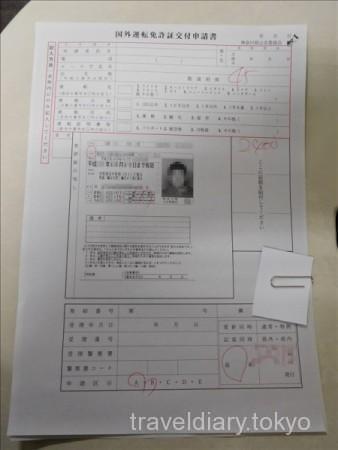 旅行準備  国際運転免許証ってどこでも使えるの?