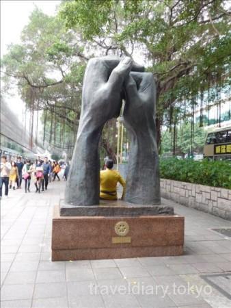 香港  九龍駅でアーリーチェックイン_身軽に香港観光_2015年12月