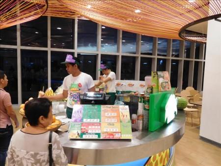 フィリピン  セブ島に新しくオープンしたSMシーサイド_Vol.2