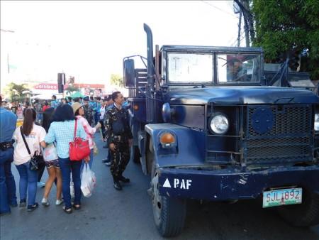 フィリピン  セブ島最大のお祭り「シヌログ(Sinulog)」