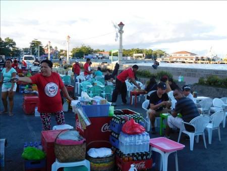 フィリピン  ドゥマゲテ(ドゥマゲッティ)の街を散策