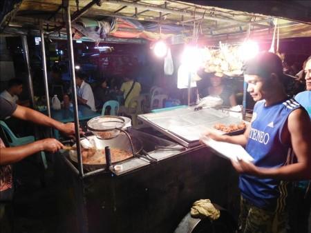 フィリピン  I ♡ DUMAGUETE_ドゥマゲテの夜_2016年1月