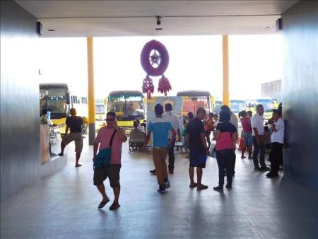 フィリピン  ロビンソンズモール セレスバスターミナルとか_ドゥマゲテ旅行記