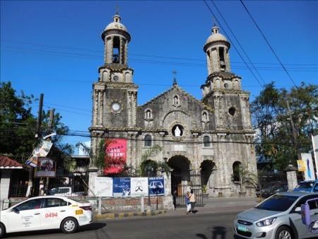 フィリピン  バコロドのサン・セバスチャン大聖堂 【フィリピン】