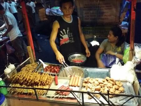 フィリピン  夜のバコロドをブラブラ散策 【フィリピン】