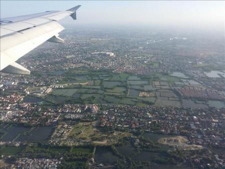フィリピン  LCCでセブからシェムリアップへ格安移動