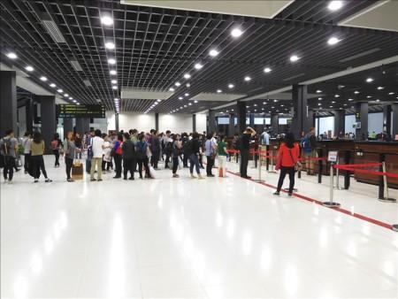 カンボジア  シェムリアップ国際空港でのアライバルビザ 【カンボジア】