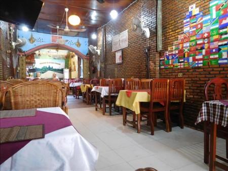 カンボジア  シェムリアップの街をブラブラ