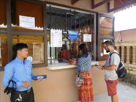 カンボジア  キリング・フィールドを6年ぶりにレンタルバイクで訪問 【プノンペン】