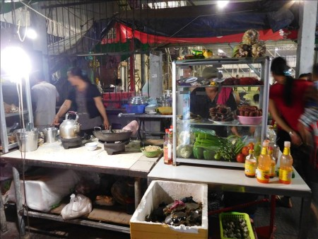 カンボジア  カンボジアのB級グルメ(屋台料理)_その2 【プノンペン】