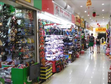 カンボジア  ソリアショッピングセンター(Sorya Shopping Center) 【プノンペン】
