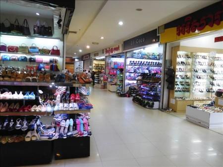 カンボジア  ソバンナショッピングセンター(Sovanna Shopping Center) 【プノンペン】
