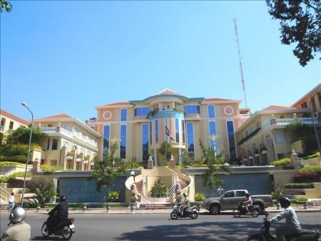 カンボジア  プノンペンの街をブラブラ散策