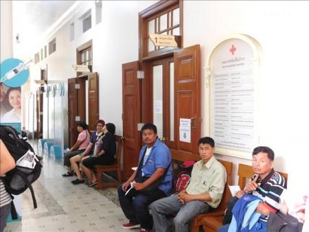 タイ  予防接種をバンコクで! A型肝炎ワクチンまさかの品切れ!