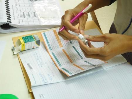 タイ  チュラロンコン病院でリベンジ_A型肝炎予防接種 【バンコク】