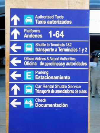 メキシコ  デンバーを経由してメキシコのカンクンへ 【キューバ旅行】