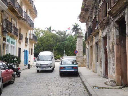 キューバ  サンフランシスコ広場周辺をブラブラ 【キューバ旅行】