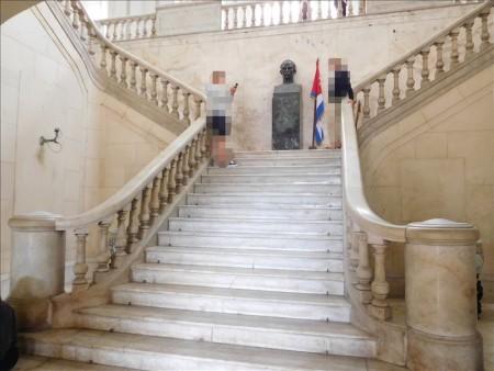 キューバ  オールド・ハバナの革命博物館を見学 【キューバ旅行】