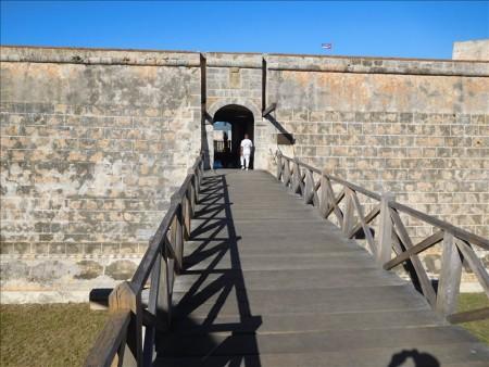 キューバ  世界遺産 サンティアゴ・デ・クーバのモロ要塞 【キューバ旅行】