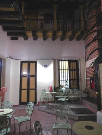 キューバ  7月26日モンカダ兵営博物館の壁に凄まじい銃痕 【キューバ旅行】