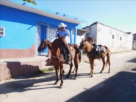 キューバ  トランスツールのハバナ行きバスチケットを買いに 【キューバ旅行】