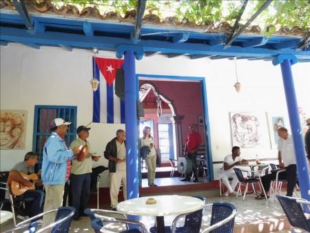 キューバ  カサ・デ・ラ・トローバの演奏はやっぱり素晴らしい 【キューバ旅行】