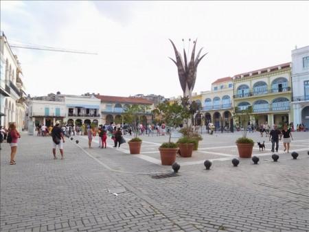 キューバ  トリニダーからハバナに戻ってきたのでまずは散策 【キューバ旅行】