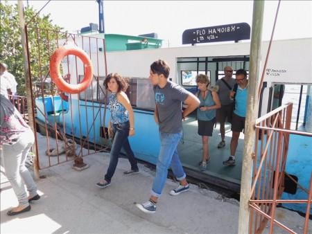 キューバ  フェリーで対岸のカサ・ブランカを散策 【キューバ旅行】