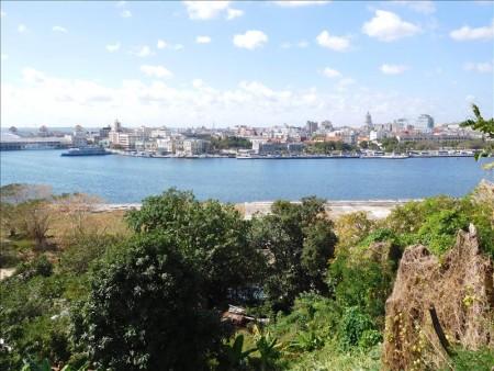 キューバ  カサブランカ 白いキリスト像広場からの眺めは最高 【キューバ旅行】