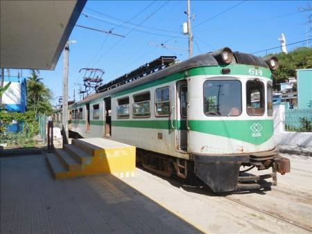 キューバ  キューバ唯一の「電車」 ハーシー鉄道(電鉄)で郊外まで 【キューバ旅行】