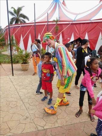 キューバ  ハバナでサーカス鑑賞 【キューバ旅行】