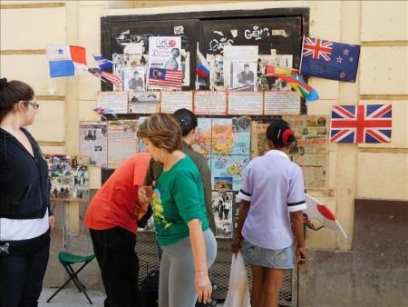 キューバ  旧市街をブラブラと散策_ハバナ最終日 【キューバ旅行】