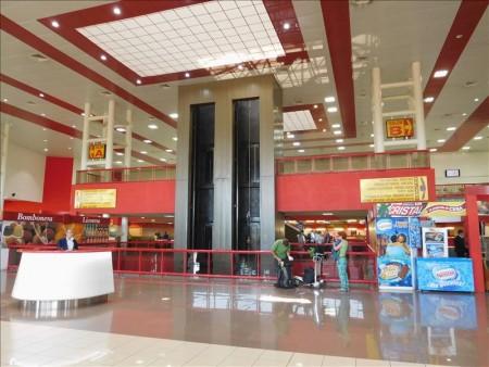 キューバ  ハバナからグアテマラへの大移動_ハバナの空港まで一般バスで約10円