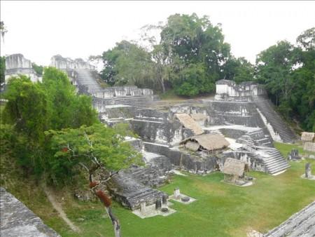 グアテマラ  ジャングルに潜むマヤ文明のティカル遺跡 【グアテマラ旅行】
