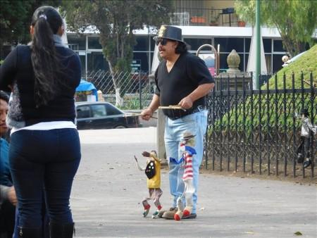 グアテマラ  シェラのパルケセントラル。本当は中米公園?【グアテマラ旅行】