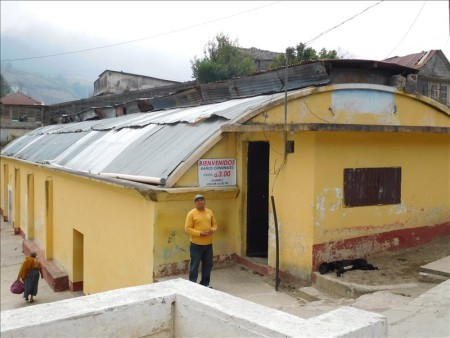 グアテマラ  ケツァルテナンゴ(シェラ)に行ったらまずは温泉 【グアテマラ旅行】
