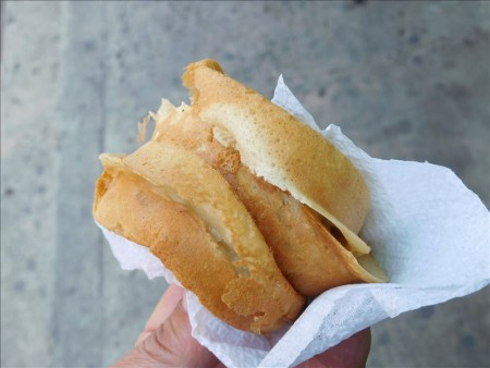グアテマラ  ケツァルテナンゴの屋台料理(B級グルメ) 【グアテマラ旅行】